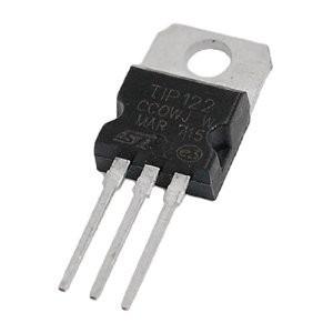 50 Peças - Transistor Tip122 St Promoção