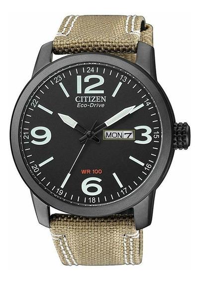 Reloj Citizen Eco-drive Hombre Global Collection Bm8476-31e
