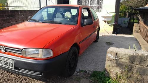 Imagem 1 de 14 de Volkswagen Gol 1998 1.0 Mi 3p