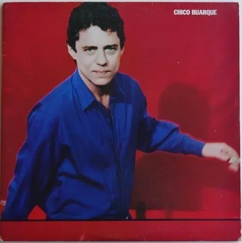 Chico Buarque, Pelas Tabelas (1984) - Lp