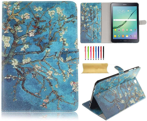 Uucovers - Estuche Para Samsung Galaxy Tab S2 De 8.0 PuLG...