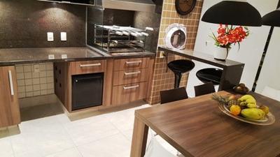 Apartamento Tatuapé - Terraço Gourmet - 124m²