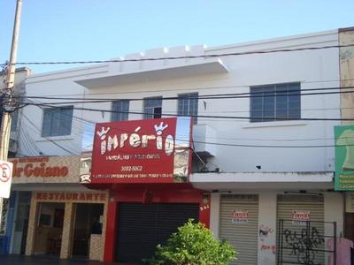 Sala Comercial Para Locação, Setor Central, Goiânia. - Sa0128