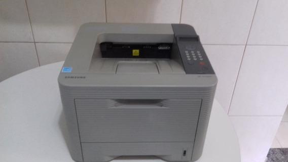 Impressora Laser Mono Samsung Ml3750nd C/toner 15mil Cópias