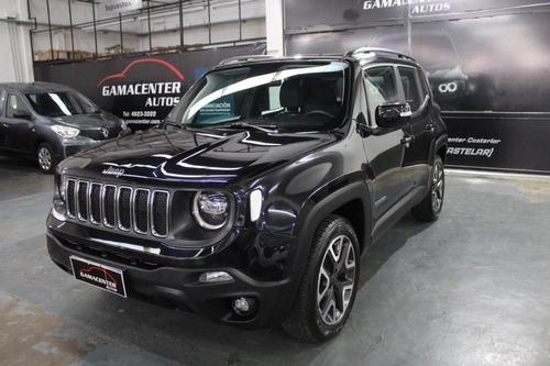 Jeep Renegade 2.4 Logitude Automatica 2020