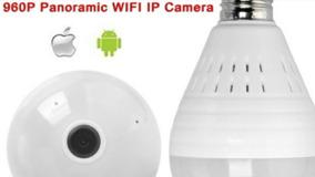 Camera Spian Wi-fi Panasonic 360