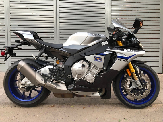 Increíble Yamaha R1m 2015 Único Dueño $330 Mil Pesos