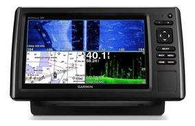 Gps Sonar Garmin Echomap 94sv Transdutor Carta 010-01580-00