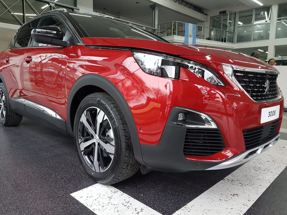 Peugeot 3008 1.6 Gt Line Thp Tiptronic 2020 0km Prost