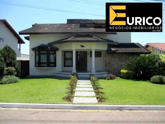 Linda Casa A Venda No Condomínio Vista Alegre Sede Em Vinhedo - Ca01736 - 34274015