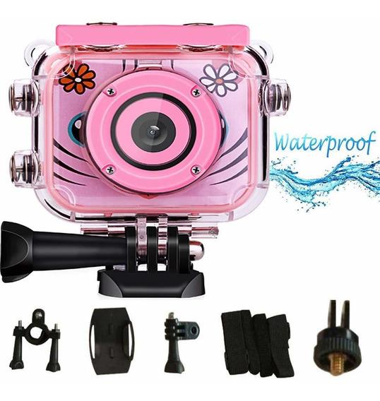 A Câmera Digital Infantil Da Vtech Tira Fotos E Grava Vídeo