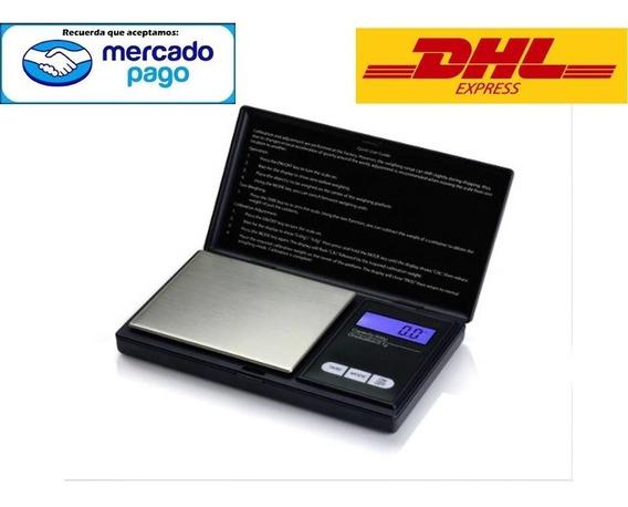 Bascula Digital Gramera Joyera,1000x0.1 Joyeria