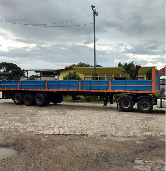 Carreta Fachini 15 Mts Porta Container