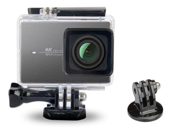 Caixa Estanque Fechada Mergulho Para Câmeras Xiaomi 2 Yi 4k