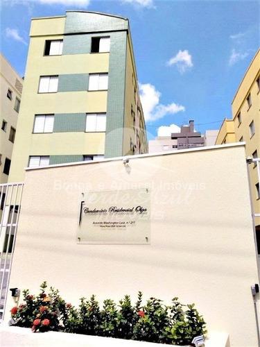 Imagem 1 de 16 de Apartamento À Venda Em Vila Marieta - Ap008157