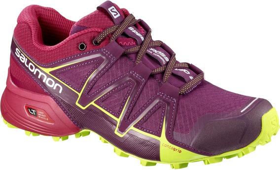 Tênis Feminino Salomon - Speedcross Vario 2 - Trail Running