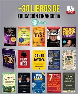 Educación Financiera +30 De Libros