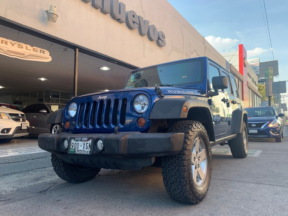 Jeep Wrangler Unlimited Rubicon 2010