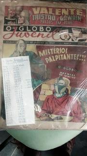 Revista O Globo Juvenil Gibi