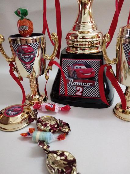 Copa Piston Cars Trofeo Premio Souvenir 10cm