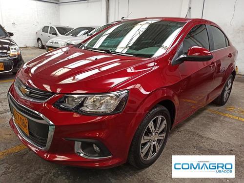 Chevrolet Sonic Lt Sedán Aut.2018  Dzt086