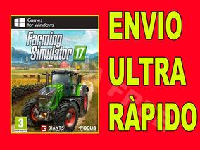 Farming Simulator 17 - Jogo Para Computador