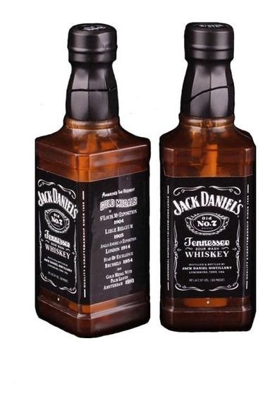 Encendedor Fosforera A Gas Estilo Jack Daniels Recargable