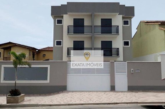Apartamentos Próximos Do Comércio E Escolas, Jardim Marilea, Rio Das Ostras. - Ap0354