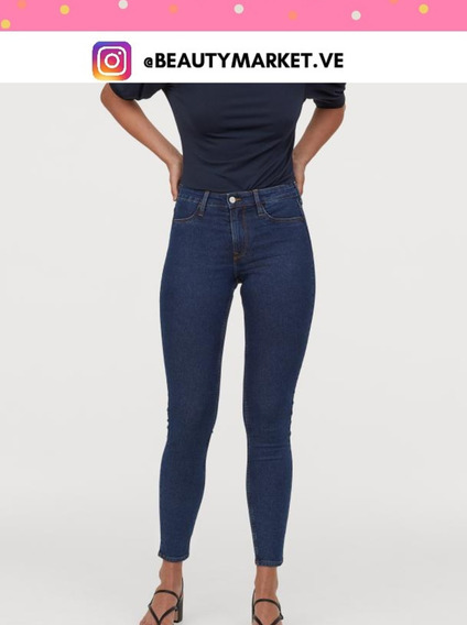 Skinny Jeans Dama H&m Talla 25