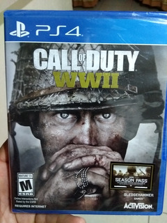 Call Of Duty Ww2 Ps4 Nuevo En Español (en D3 Gamers)