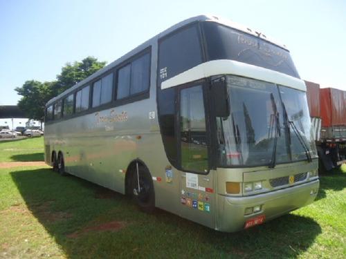 Imagem 1 de 15 de Ônibus Rodoviário Volvo B 12 400 6x2