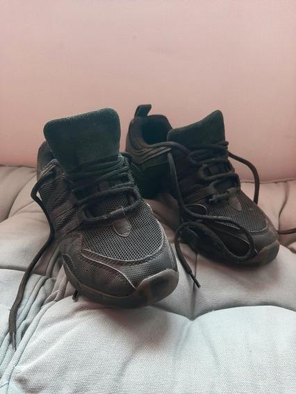 Zapatillas Jazz Negras