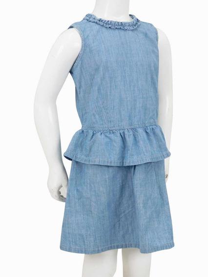 Vestido Innermotion Para Niñas. Estilo 7140