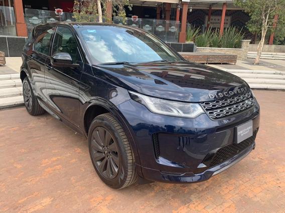 Land Rover Discovery Sport 2020 Auto Demo
