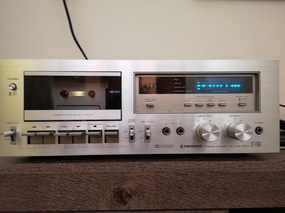 Tape Deck Pioneer Ct-f650