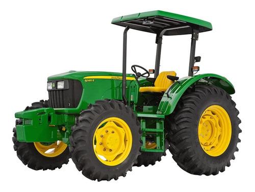 Tractor John Deere 5065e De 65hp Por Plan De Ahorro
