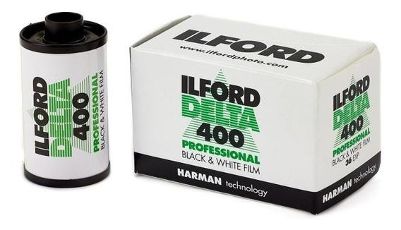Ilford Delta 400 Filme Preto E Branco