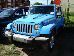 Jeep Wrangler Unlimited Chief Edition..100 Unidades