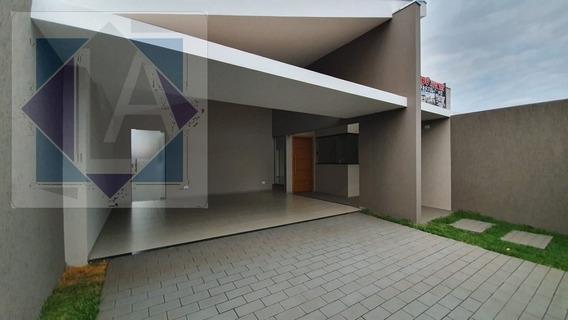 Casa Para Venda, 3 Dormitórios, Oriental - Ourinhos - 480
