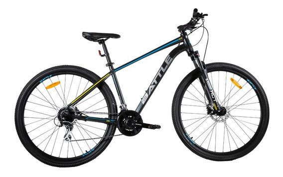Bicicleta Battle Mountain Bike Rodado 29 24 Velocidades