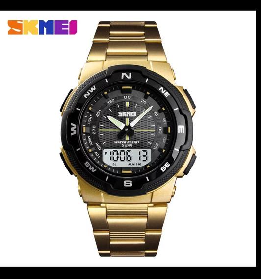 Relógio Skmei Para Homens Lançamento