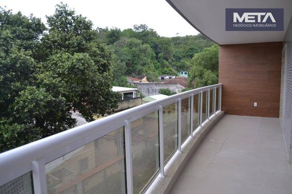 Apartamento À Venda, 125 M² Por R$ 720.000,00 - Vila Valqueire - Rio De Janeiro/rj - Ap0044