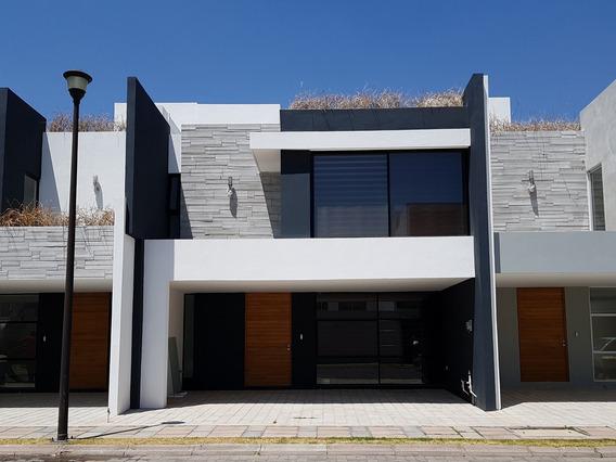 Casa En Venta San Pedro Cholula Fraccionamiento Arboreto