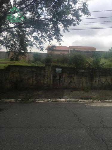Terreno À Venda Por R$ 700.000 - City América - São Paulo/sp - Te0232