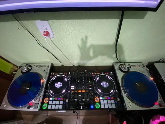 Toca Discos Audio Technica At-lp120 Usb (o Par)