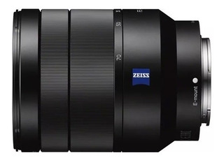 Lente Objetivo Sony Fe 24-70 Mm F4 Za Sel2470z Full Frame