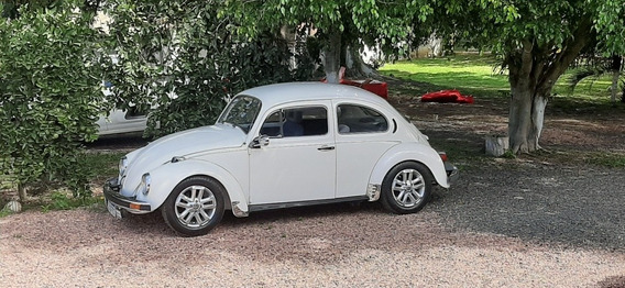 Volkswagen Fusca Fucao