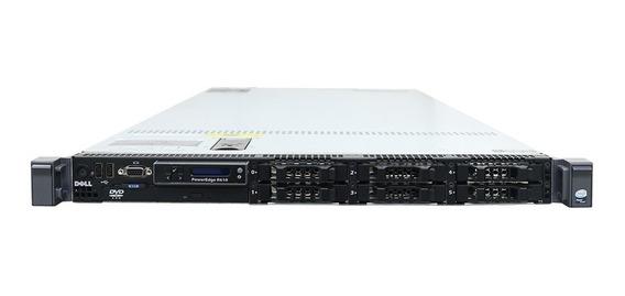 Servidor Dell R610 Xeon E5530 48gb 300gb - Usado