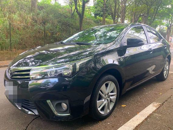 Toyota Corolla 1.8 16v Gli Flex 4p 2015