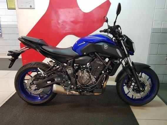 Mt07 Abs Yamaha
